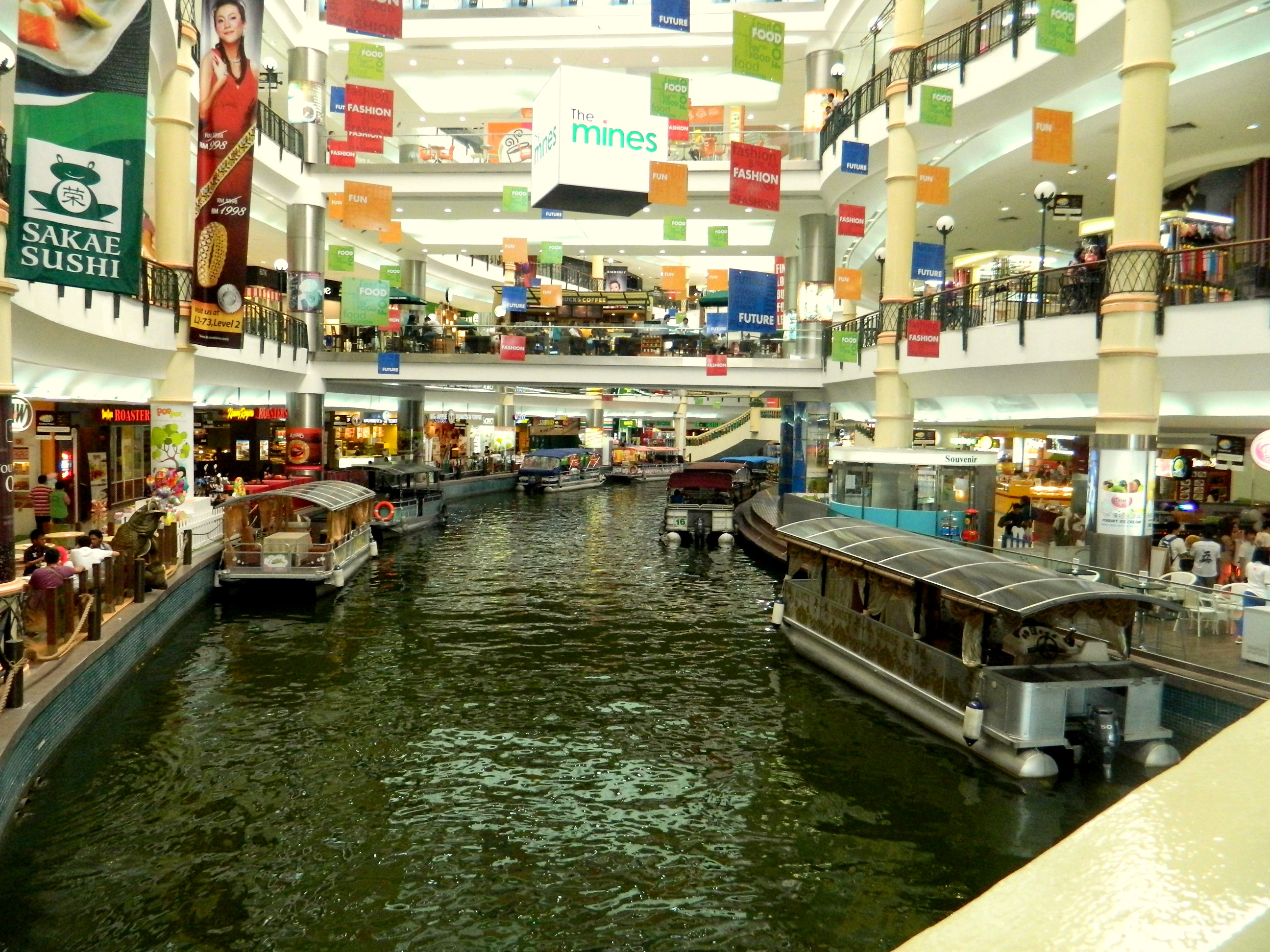 Image result for the mines shopping mall